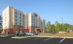 Fairfield Inn & Suites RDU Airport