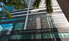 JW Marriott Marquis Hotel Miami