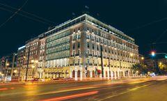 Hotel Grande Bretagne,Luxury Collection