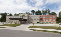 Holiday Inn Express & Stes Michigan City