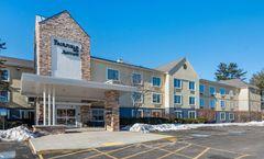 Fairfield Inn Portland Maine Mall