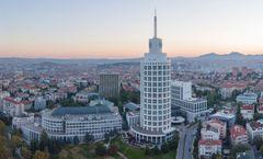 Sheraton Ankara Hotel & Convention Ctr