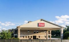 Red Roof Inn Conroe North - Willis