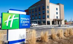 Holiday inn Express & Stes AFA Northgate