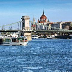 7 Night European Inland Waterways Cruise from Paris, France
