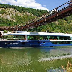 15 Night European Inland Waterways Cruise from Zurich, Switzerland