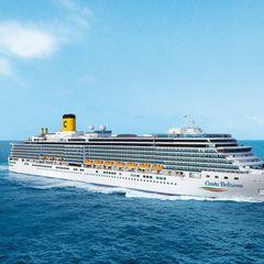 117 Night World Cruise from Civitavecchia, Italy