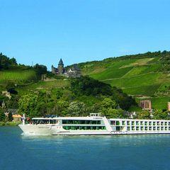 10 Night European Inland Waterways Cruise from Zurich, Switzerland