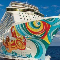 17 Night Transatlantic Cruise from Civitavecchia, Italy