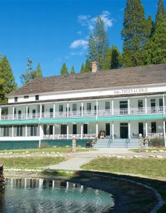 Big Trees Lodge