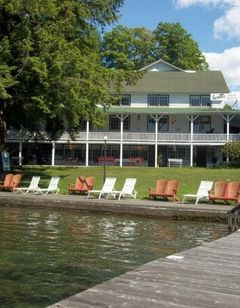 Scott's Oquaga Lake House