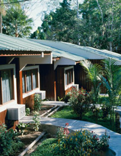 Ceiba Tops Resort