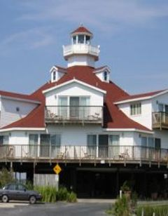 The Lighthouse Club at Fager's Island