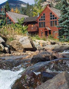 Boulder Brook on Fall River
