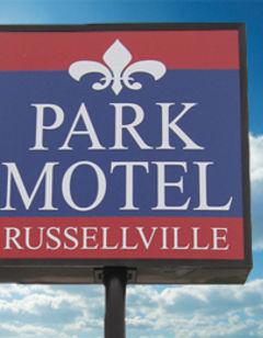 Park Motel Russellville