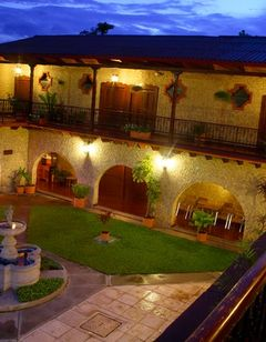 Hotel del Patio Tikal
