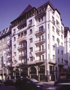 Novotel Budapest Centrum Hotel
