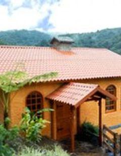 La Paz Waterfall Gardens, Peace Lodge
