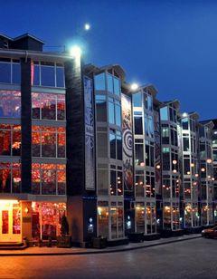 Art-hotel Liverpool