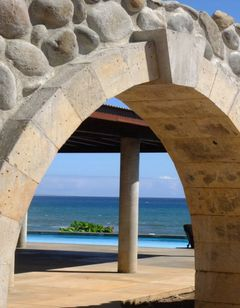 Pagua Bay House - Oceanfront Cabanas