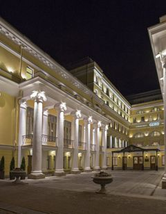 State Hermitage Museum Official Hotel