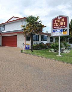 Palm Court Motor Lodge