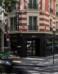 Hotel Urban Bivouac Paris 13