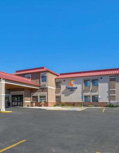 Comfort Inn-Buffalo Bill Village Resort