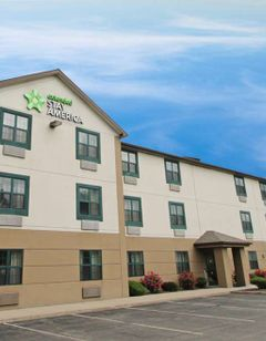 Extended Stay America Stes Buffalo Amher