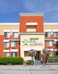 Extended Stay America Stes San Jose Dntn