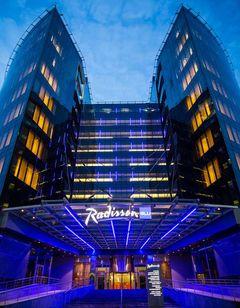 Radisson Blu Hotel Sheremetyevo Airport