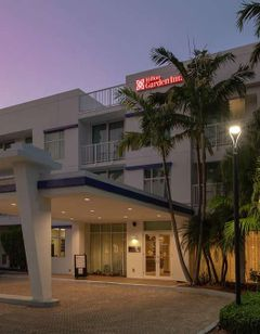 Hilton Garden Inn Miami Brickell South