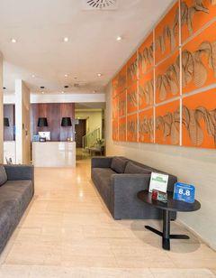Carris Cardenal Quevedo Hotel