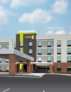 Home2 Suites by Hilton Indianapolis Arpt