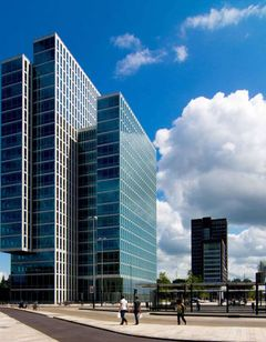 Plaza Residence Almere BW Signature Coll