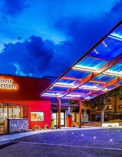 Best Western El Paso Airport Entrada