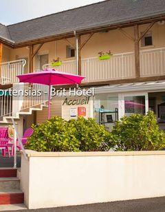Brit Hotel aux Hortensias