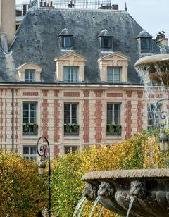 Cour des Vosges