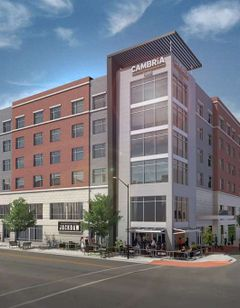 Cambria Hotel Louisville Downtown