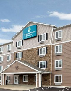 WoodSpring Suites Columbus North I-270