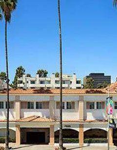 Days Inn Hollywood near Universal Studio