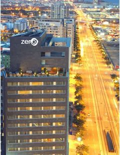 Hotel Diagonal Zero Barcelona