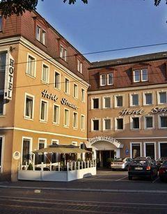 City Partner Hotel Strauss