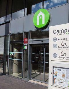 Campanile Paris 19 - La Villette