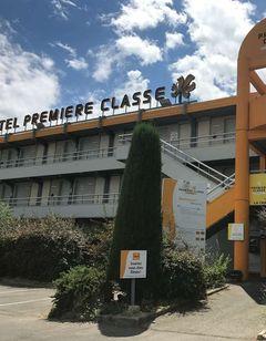 Hotel Premiere Classe Marseille Est - La