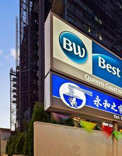 Best Western Queens Court Hotel