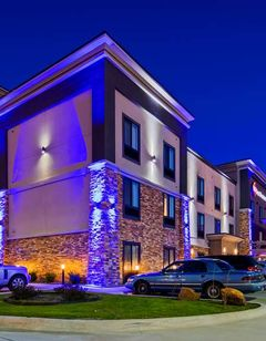 Best Western Plus Ardmore Inn & Suites
