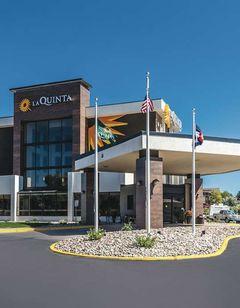La Quinta Inn & Sts Colorado Springs N