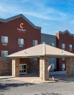 Comfort Suites Beale Air Force Base Area