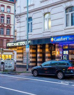 Comfort Hotel Frankfurt City Centre